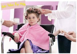 Spa Children Dala children hair children manicure children pedicure children